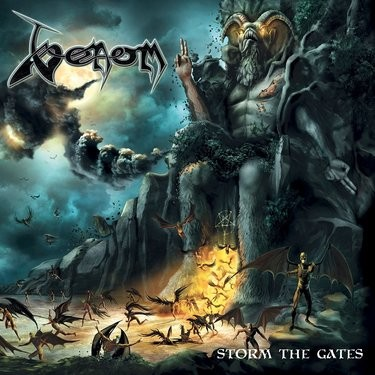 Album Storm the Gates par VENOM