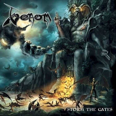 VENOM, interview de Rage pour la promo de l'album ''Storm the Gates''