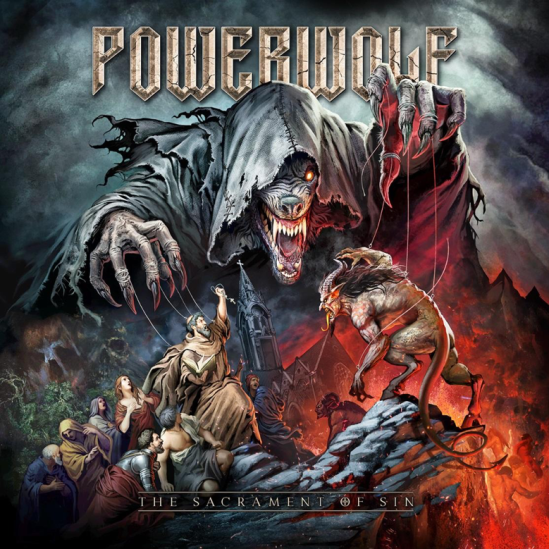 Album The Sacrament Of Sin par POWERWOLF