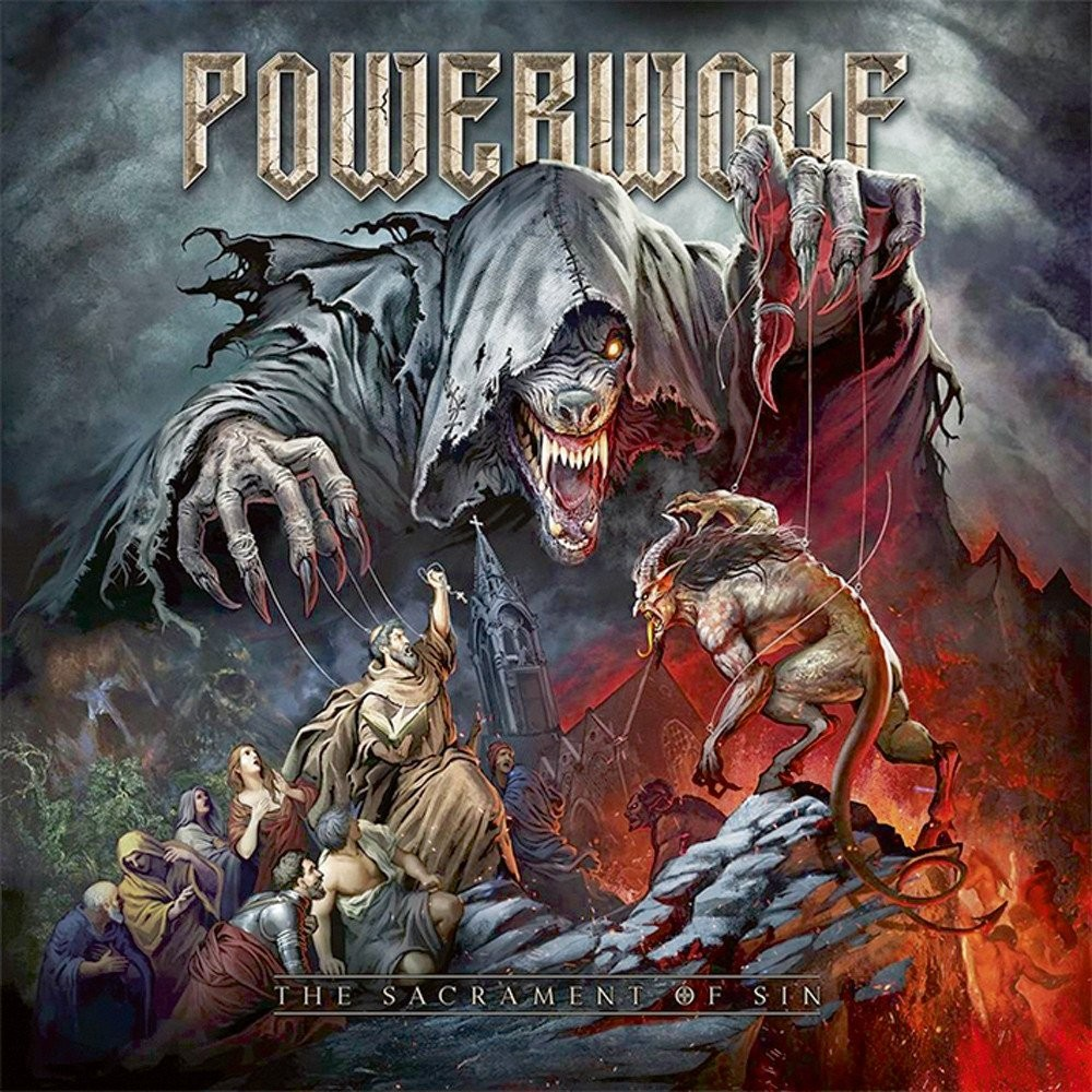 POWERWOLF, l'interview promo de ''The Sacrament Of Sin''