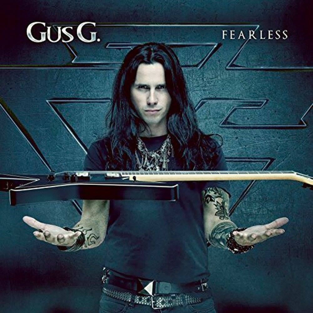 GUS G., l'interview promo de ''Fearless''