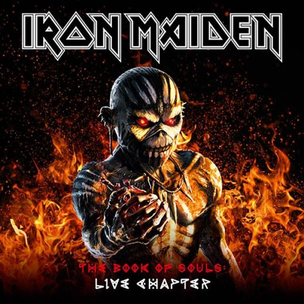 Album The Book of Souls Live Chapter par IRON MAIDEN