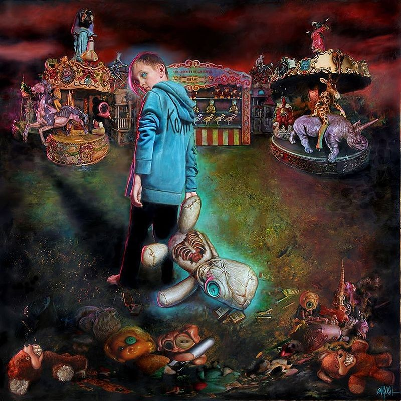 Album The Serenity Of Suffering par KORN