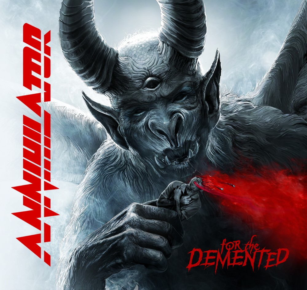 Album For The Demented par ANNIHILATOR