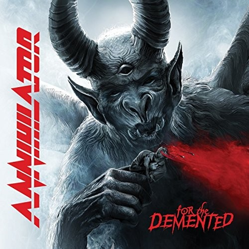 ANNIHILATOR, l'interview promo de ''For the Demented''