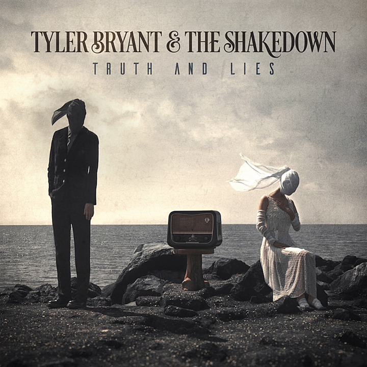 TYLER BRYANT AND THE SHAKEDOWN pour la promo de ''Truth and Lies''