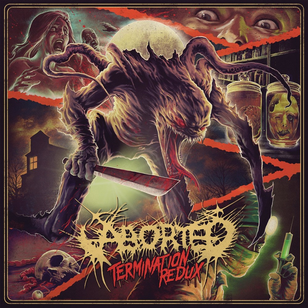 Album Termination Redux par ABORTED