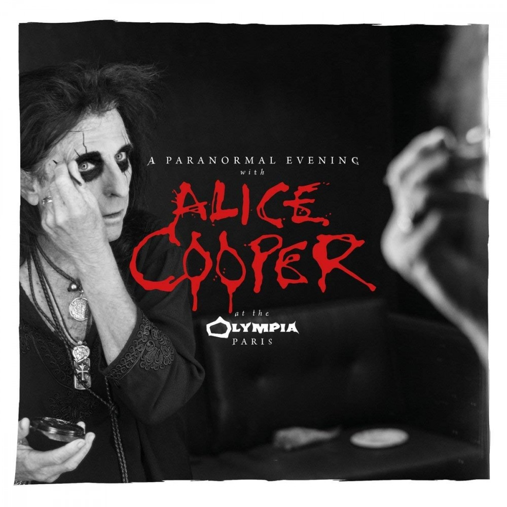 Album A Paranormal Evening At The Olympia  par ALICE COOPER