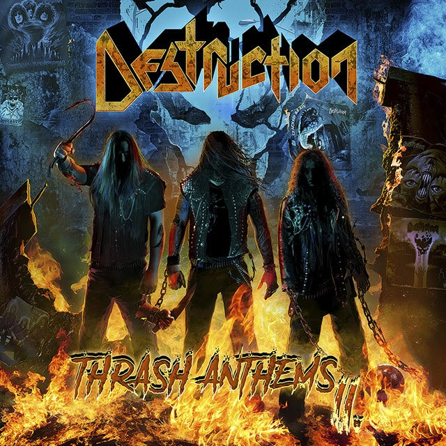 Album Thrash Anthems II par DESTRUCTION