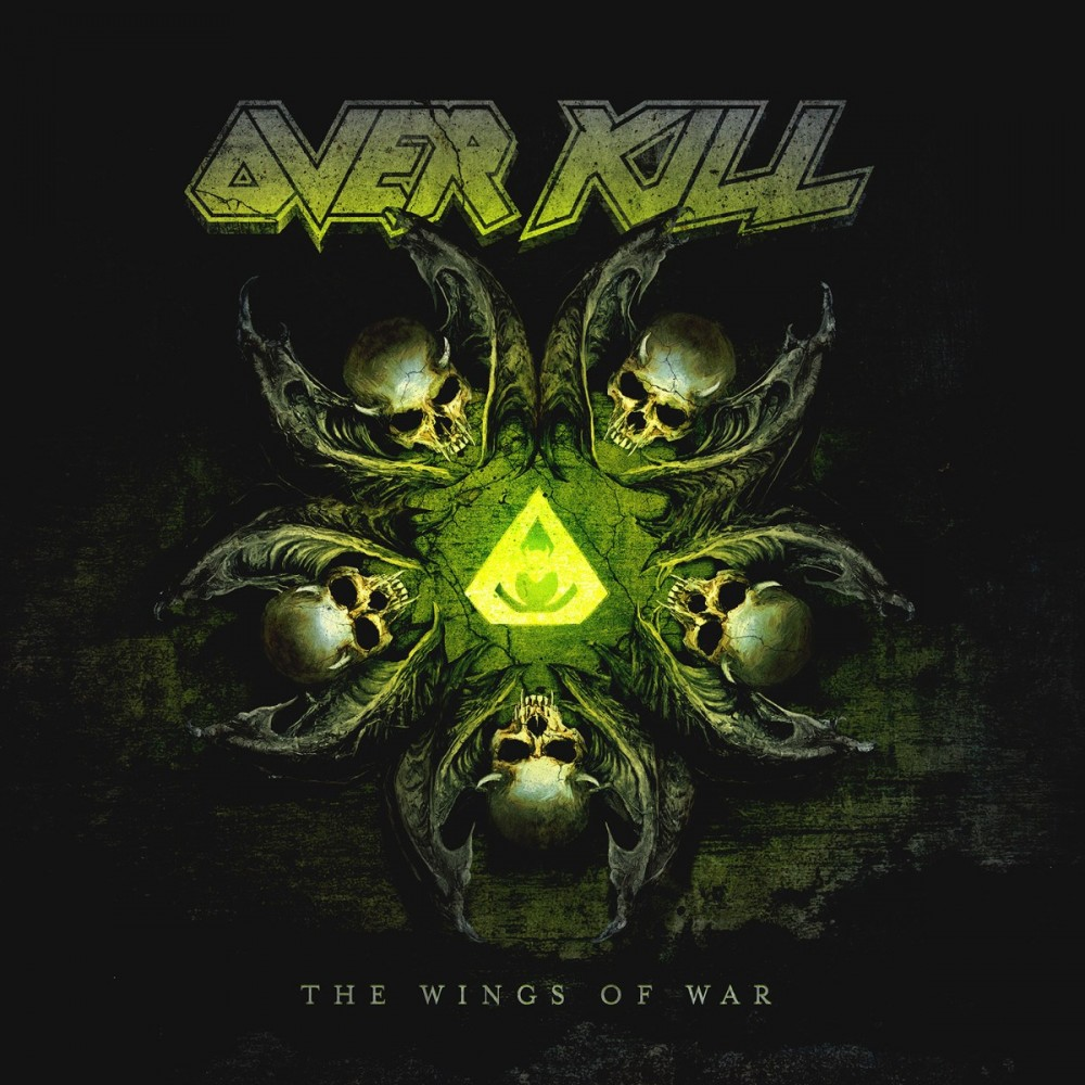 Album The Wings Of War par OVERKILL