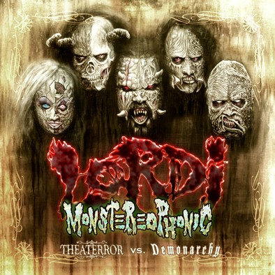 Album Monstereophonic: Theaterror Vs Demonarchy par LORDI