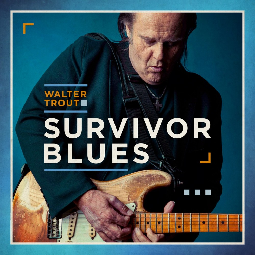Album Survivor Blues par WALTER TROUT