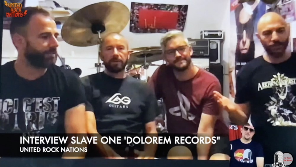 Interview SLAVE ONE