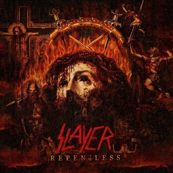 Album Repentless par SLAYER