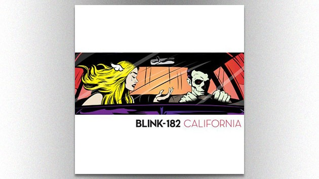 Album California par BLINK 182