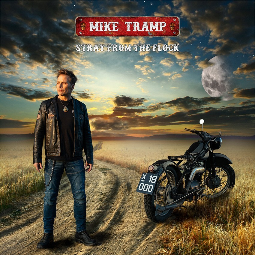 MIKE TRAMP, interview promo de l'album ''Stray From The Flock''