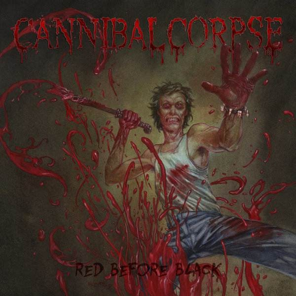 Album Red Before Black par CANNIBAL CORPSE