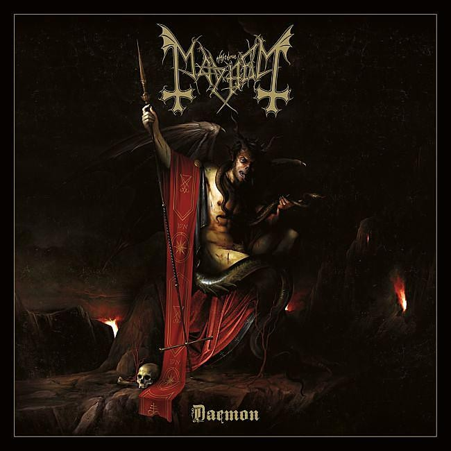 "MAYHEM, Interview de Teloch pour la promo de l'album ""Daemon"""