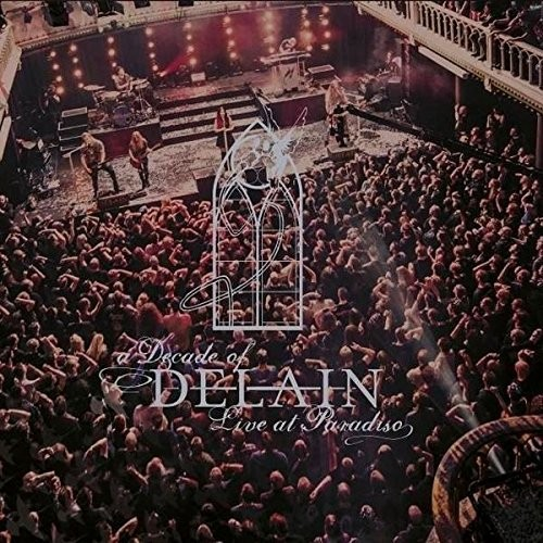Album Decade Of Delain Live At Paradisio par DELAIN
