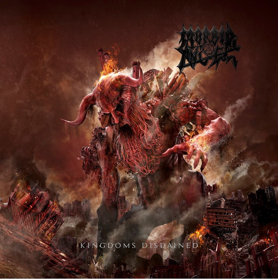 MORBID ANGEL, l'interview promo de ''Kingdoms Disdained''