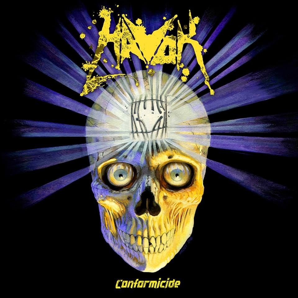 HAVOK, l'interview promo de ''Conformicide''