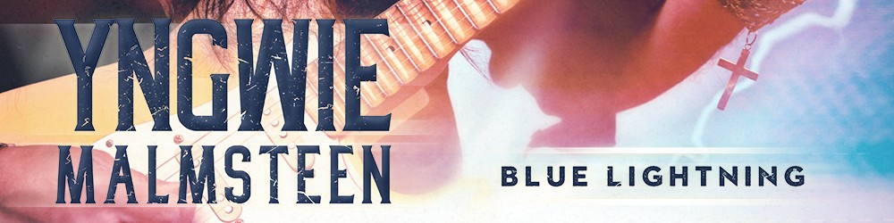 '' Blue Lightning '', le nouvel album de Yngwie J. Malmsteen!
