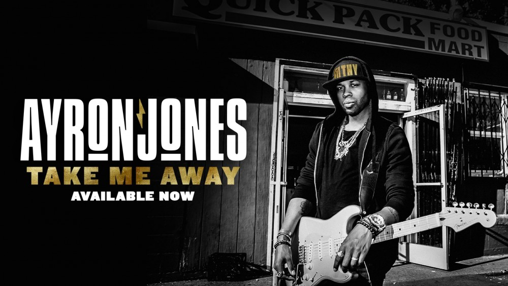 4 minutes 12 de plaisir : Ayron Jones 'Take Me Away'