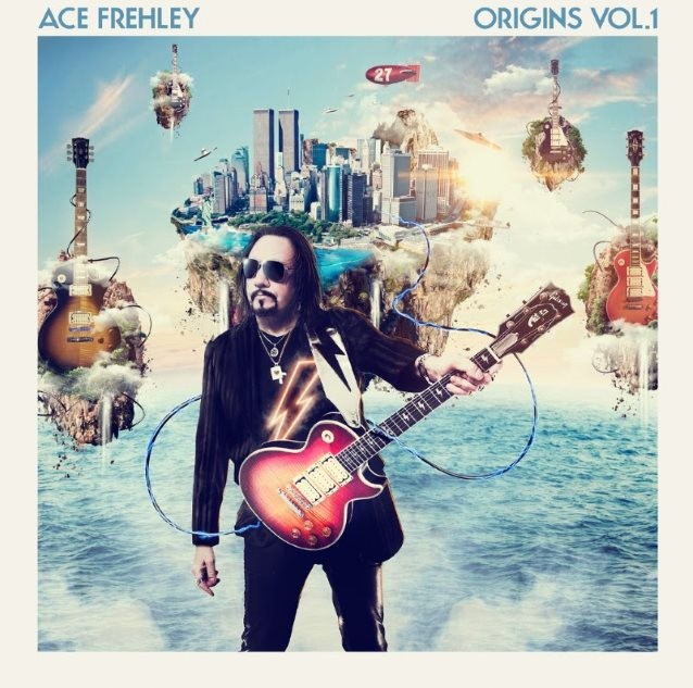 ACE FREHLEY dévoile Fire and Water feat. Paul Stanley
