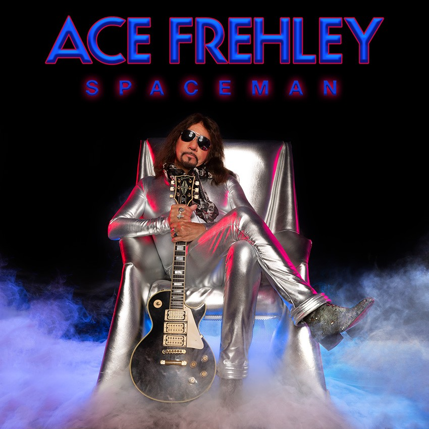 Ace Frehley, nouvel album 'Rockin' with the boys'!