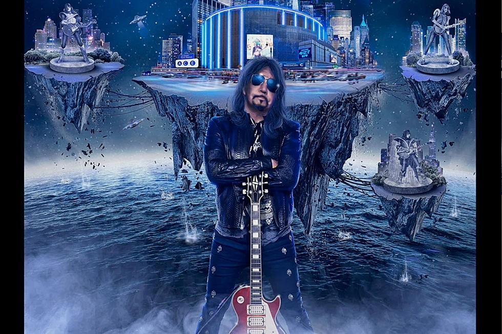 "Ace Frehley recrute un lot de guests pour ""Origins, Volume 2"""