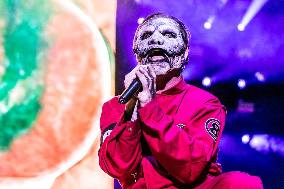 'All Out Life' n'est pas le titre le plus heavy du nouvel album de Slipknot!