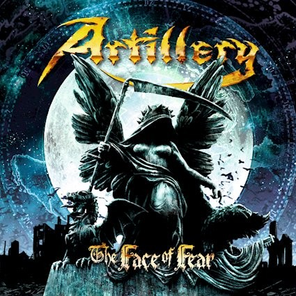 Artillery sort son deuxième single, 'Crossroads To Conspiracy', tiré du nouvel album ''The Face Of Fear''.