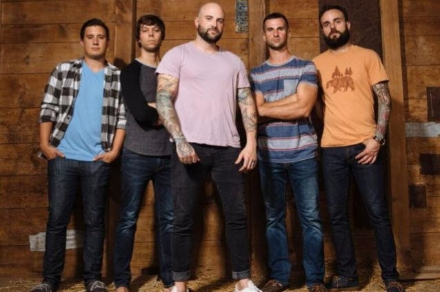 AUGUST BURNS RED : un nouveau clip à l'écoute !