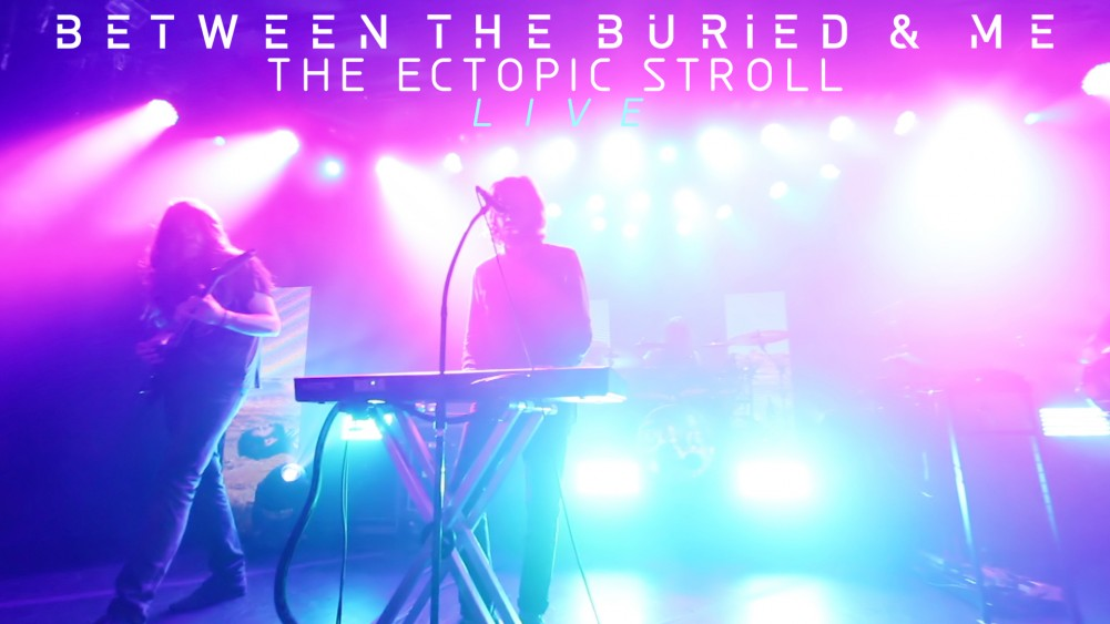 BETWEEN THE BURIED AND ME, nouveau clip vidéo live