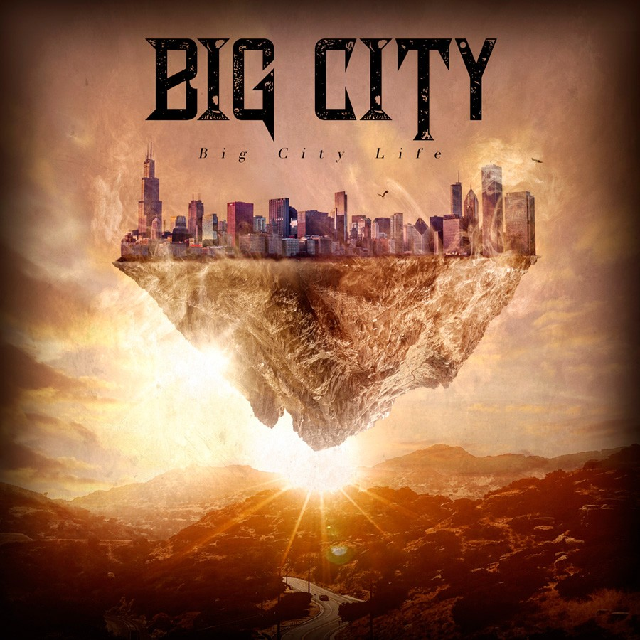 BIG CITY : sortie de la vidéo ''Running For Your Life'' !