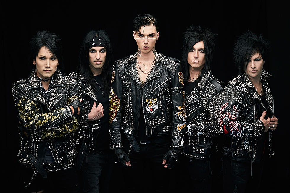 Black Veil Brides annonce sa séparation avec le bassiste du groupe, Ashley Purdy.