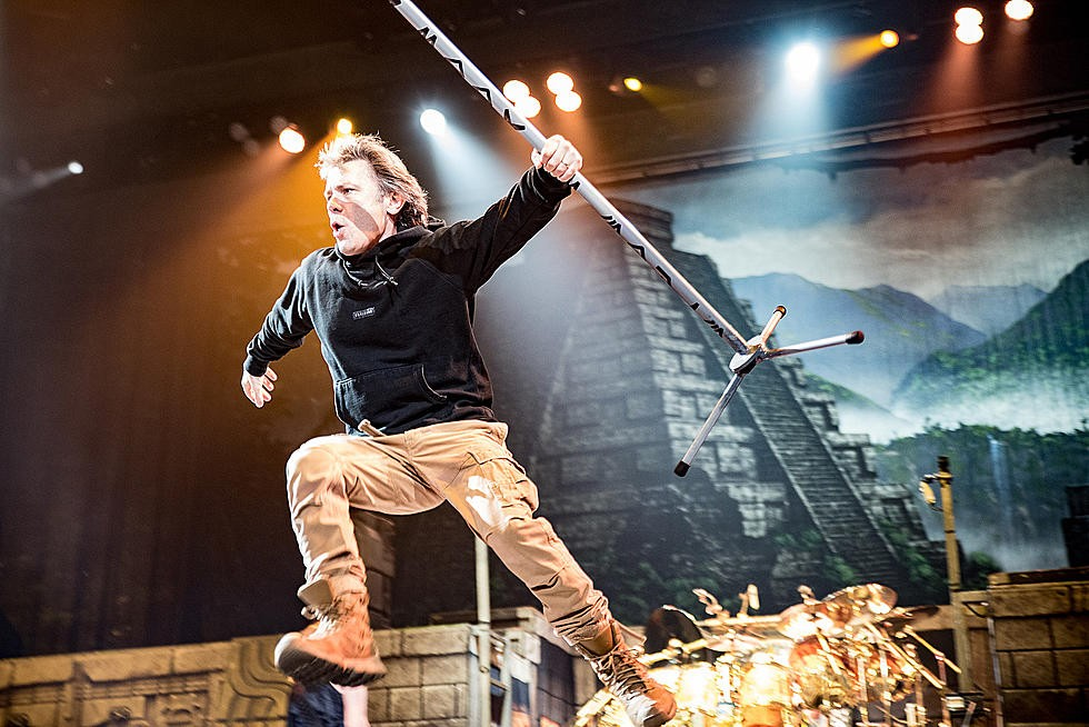 Bruce Dickinson (Iron Maiden) refuserait l'intronisation au Rock and Roll Hall of Fame!
