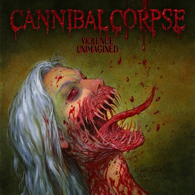 Cannibal Corpse ! Le clip video du premier single !