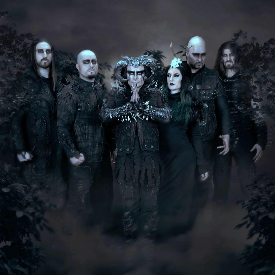 Cradle of Filth + guests au Ninkasi Gerland Kao le 17/10/2019 !