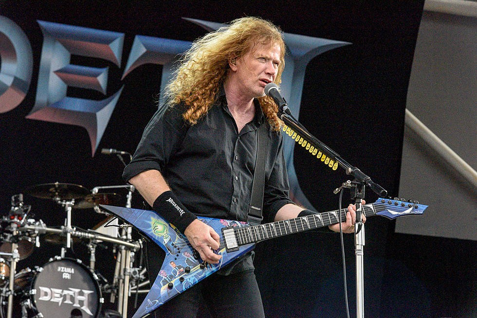 Dave Mustaine, Megadeth, son combat contre le cancer!