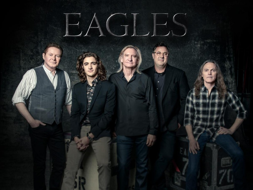 "Eagles, nouvel album ""Live from the forum"""