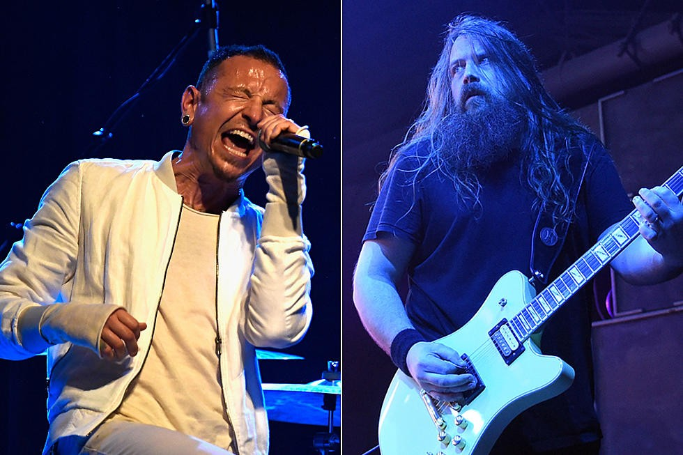 Ecoutez Chester Bennington, sur le nouvel album solo de Mark Morton ( Lamb of God )