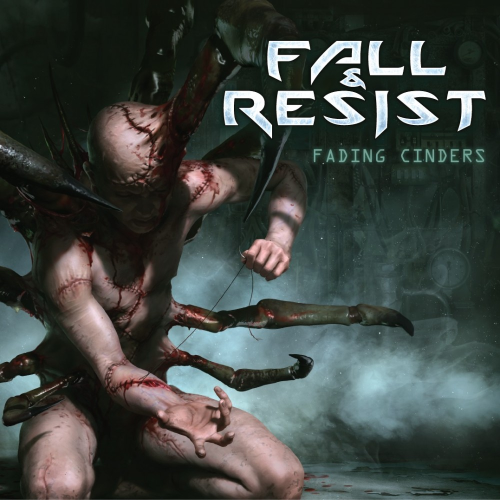 Fall And Resist dévoile un nouveau single  'Cinders'!