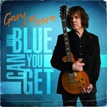 "Gary Moore : Nouvel album "" How Blue Can You Get ""!"
