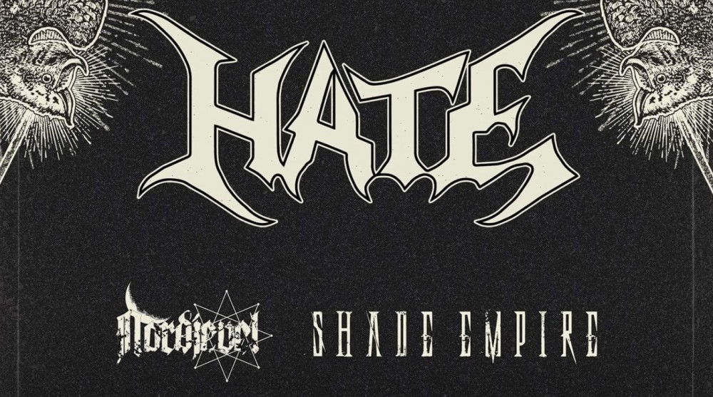 HATE + SHADE EMPIRE + NORDJEVEL + TEMNEIN en concert à Nice le 22 juillet !