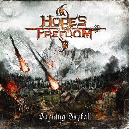 HOPES OF FREEDOM : Prochains concerts!