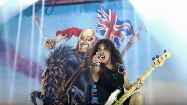 IRON MAIDEN : plus d'infos sur la tournée 'Legacy Of The Beast' !