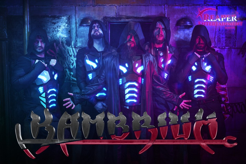 KAMBRIUM, nouvelle signature de Reaper Entertainment, nouvel album en vue !