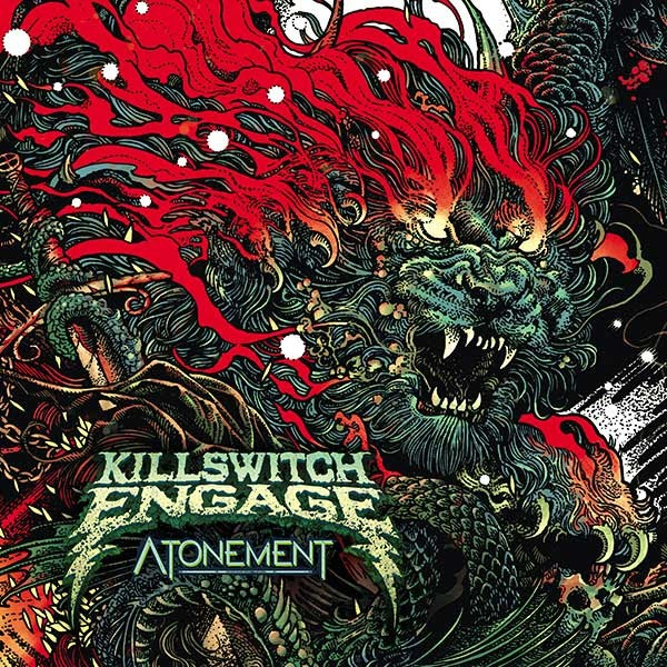 Killswitch Engage dévoile son nouveau clip  '' I Am Broken Too ''!
