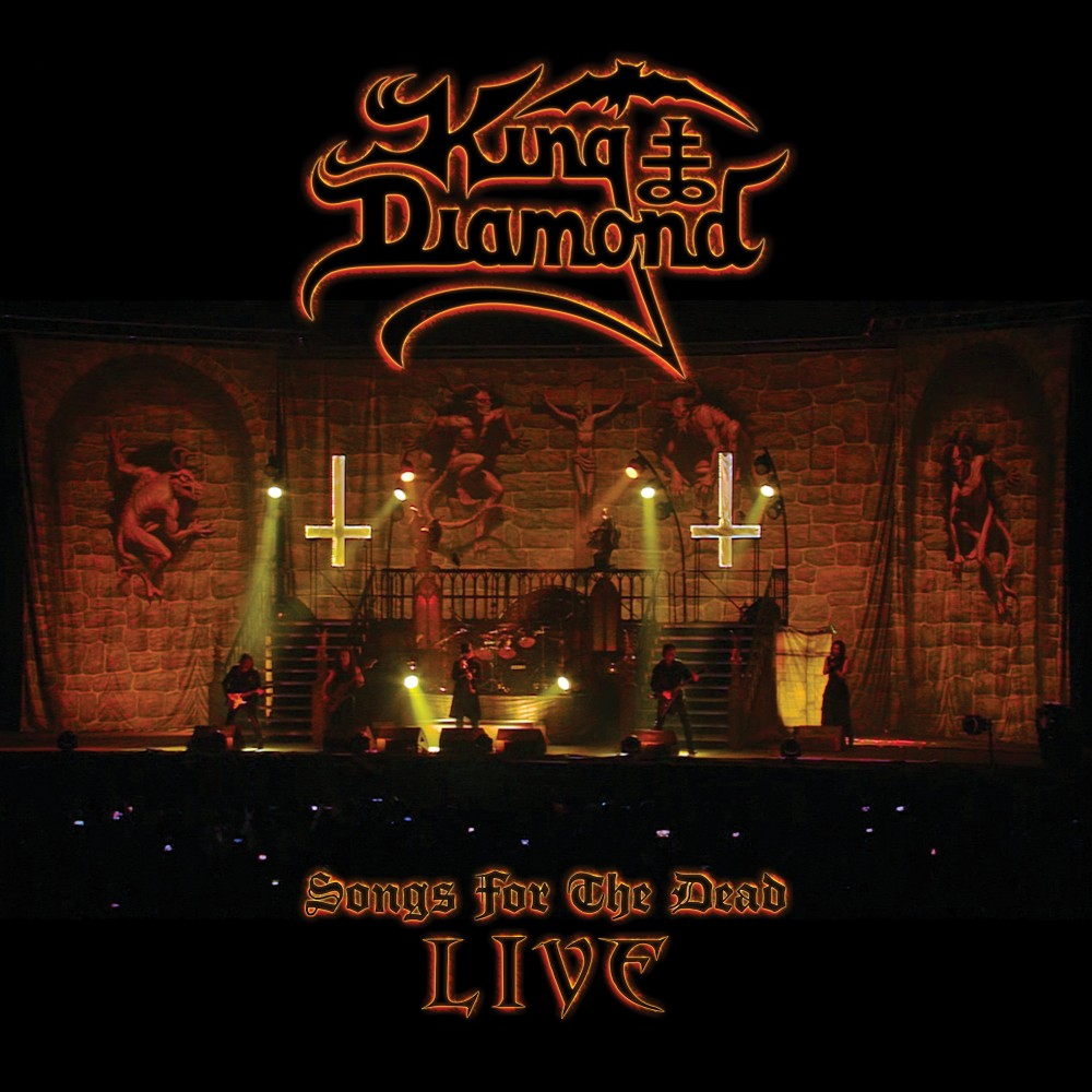 King Diamond annonce un nouveau DVD/Blu-ray, ''Songs For The Dead Live'' et une nouvelle vidéo ''Sleepless Nights (Live at The Fillmore)'' !